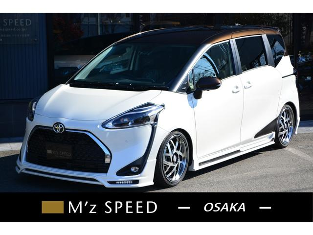 トヨタ G クエロ7人 ZEUS新車カスタムコンプリートカー