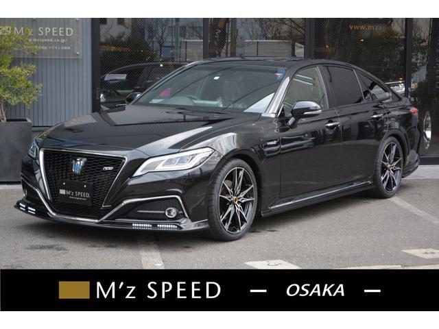 トヨタ RS ZEUS新車カスタムコンプリート