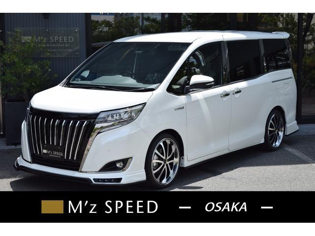トヨタ エスクァイア HV Gi特別仕様車 ZEUS新車カスタムコンプリートカー