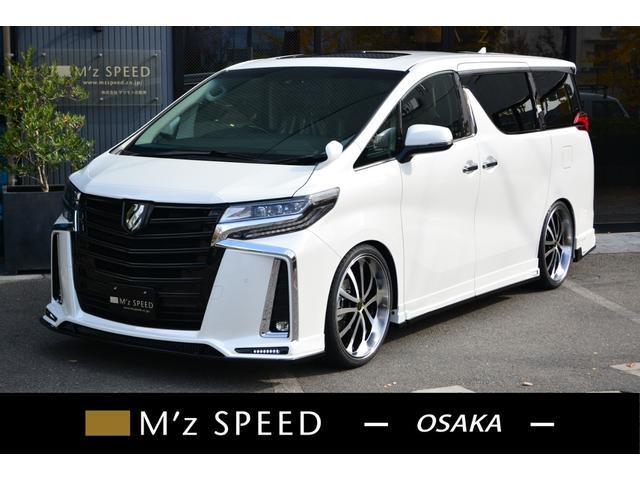 トヨタ アルファード 2.5S C即納車 ZEUS新車カスタムコンプリートカー