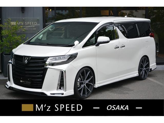 トヨタ アルファード 4WD2.5S Cパケ ZEUS新車カスタムコンプリートカー