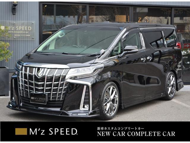 トヨタ アルファード 2.5S 8人乗 ZEUS新車カスタムコンプリートカ-