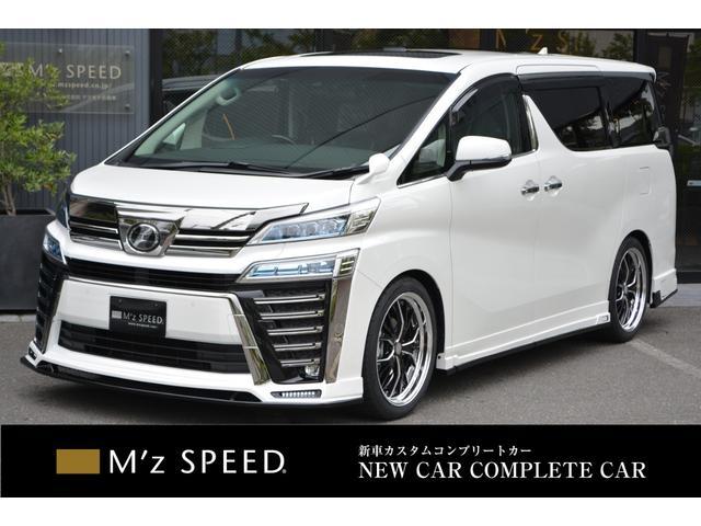 トヨタ 2.5Z G ZEUS新車カスタムコンプリートカー