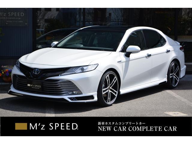 トヨタ Gハイブリッド ZEUS新車カスタムコンプリートカー