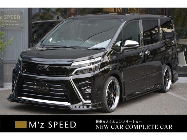 トヨタ ZS8人乗 ZEUS新車カスタムコンプリートカ-