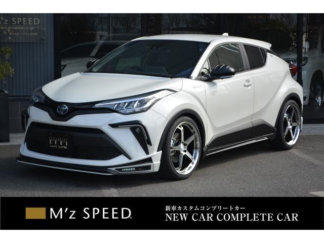 トヨタ S ZEUS新車カスタムコンプリートカー!エアロ(F/S/R)・デイライトガーニッシュ・フロントグリルガーニッシュ・リアゲートウィング・LEDバックフォグランプ・車高調・4本出マフラー・20インチAW。