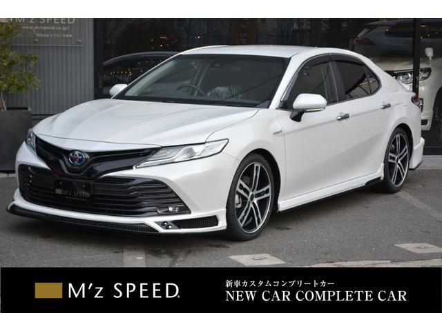 トヨタ X ZEUS新車カスタムコンプリートカ-