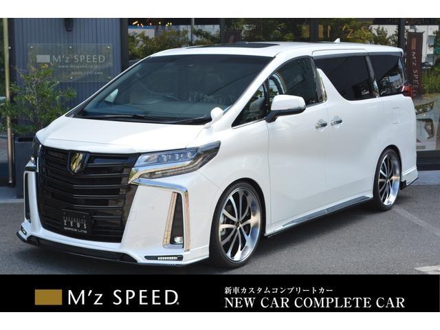 トヨタ 2.5S タイプゴールド ZEUS新車カスタムコンプリートカー!エアロ(F/S/R)・グリル・FT・車高調・22インチAW・マフラー・ピラー・ディスプレイオーディオ・ETC・バックカメラ。ツインムーンルーフ付。