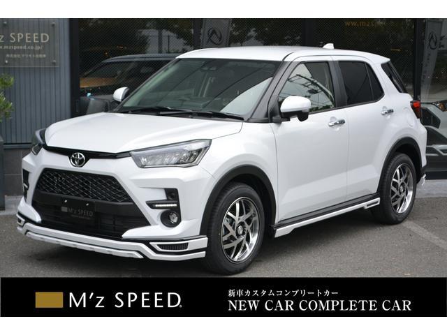 Z ZEUS新車カスタムコンプリートカー・エアロ・F/S/R/・17インチAW・アルパインナビ・ETC・ナビレディパッケージ付(1枚目)