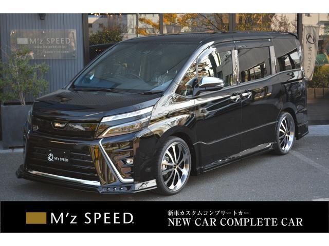 トヨタ ZS 煌III 7人乗 ZEUS新車カスタムコンプリートカー・エアロ・F/S/R・グリル・FT・車高調・19インチAW・マフラー・アルパインナビ・ETC・バックカメラ