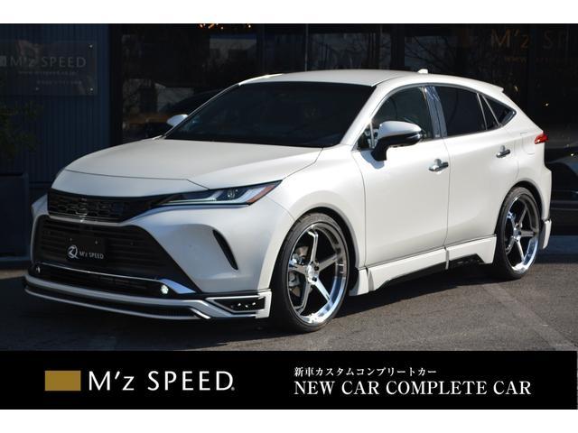 トヨタ Z ZEUS新車カスタムコンプリートカー・エアロ3点・ABSグリル・ABSリアゲートスポイラー・ピラー・車高調・22インチ・チタンマフラー・パノラミックビュー