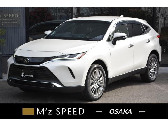 トヨタ Z レザーパッケージ 新車・メーカーオプション・パノラミックビューモニター付