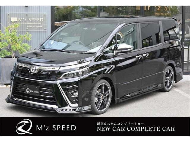 トヨタ ZS 煌III ZEUS新車カスタムコンプリートカー・エアロ3点・車ダウンサス・18インチ・チタンテールマフラー・アルパイン11型ナビ・ETC・バックカメラ