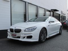 BMW640iクーペBEAMコンプリートワンオナSR黒革LED右H