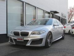 BMW523iBEAMコンプリートカー ブラックレザー サンルーフ