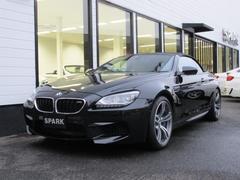 BMW M6カブリオレ右ハンドル20インチAW淡革地デジアラウンドビュー