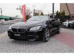 BMW M6カブリオレアラウンドビューパドルシフト地デジソフトクローズ