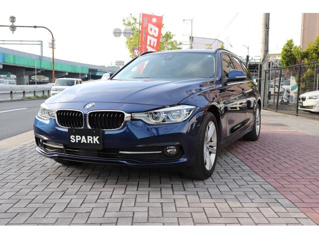 BMW 320dツーリング スポーツワンオナACCパドル車線変更サポ