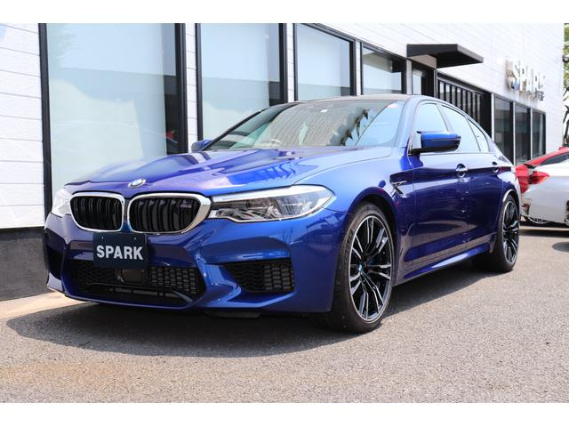 BMW M5B&WサウンドコンフォートPナイトビジョン黒革右H