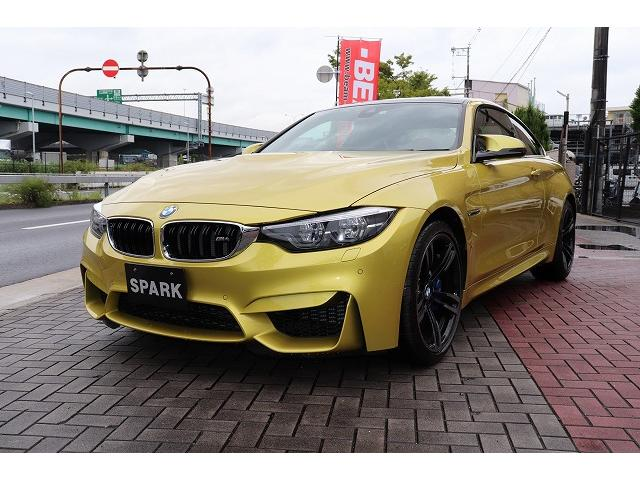 Used Bmw M4 >> Bmw M4 M4 Coupe 2018 Yellow M 30 Km Details
