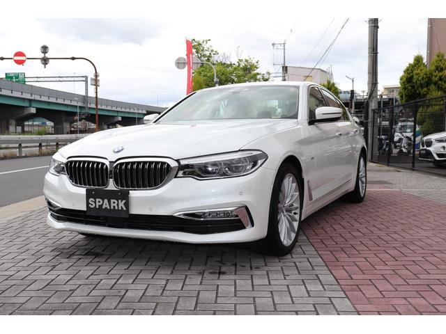 BMW 540iラグジュアリーワンオナコンフォート&イノベーションP