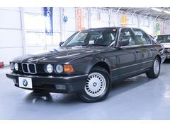 BMW735i 走行2万キロ ワンオーナー 室内保管
