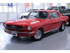 フォード マスタング1966y V8 5Lエンジン