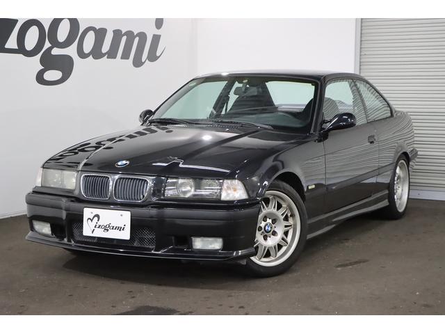 BMW M3クーペ 左ハンドル サンルーフ 6速MT ETC キーレス 純正17インチAW