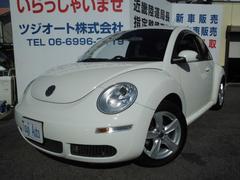 VW ニュービートルEZ  CD ETC 6ATモデル