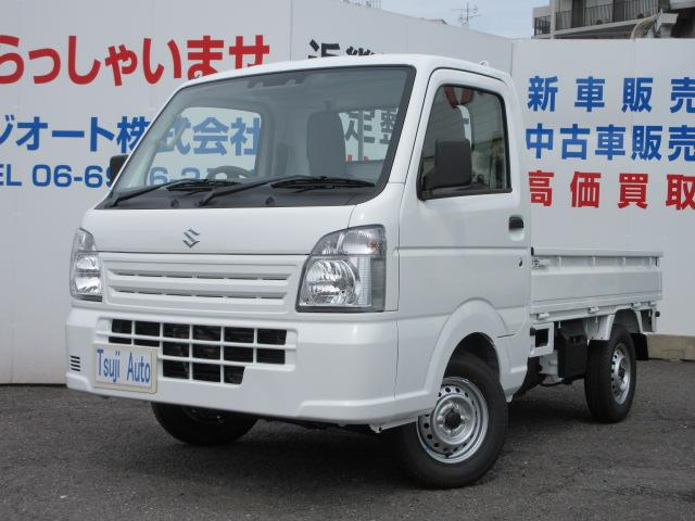 スズキ KCエアコン・パワステ 3AT セーフティサポート装着車