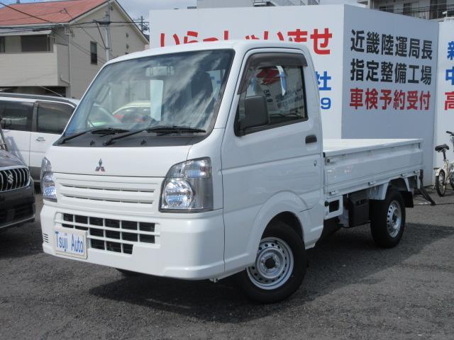 三菱 M 5MT エアコン パワステ AM/FMラジオ