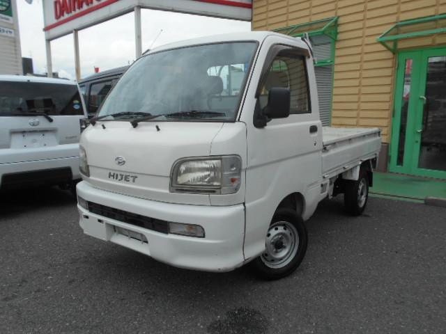 ダイハツ ハイゼットトラック エアコン・パワステ スペシャル ETC・灰皿・シガー・AC・PS