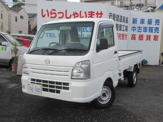 マツダ KCエアコン・パワステ 1DINカセット オートマ車