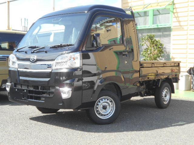 ダイハツ ハイゼットトラック ジャンボSAIIIt 2WD・4AT・LEDライト・キーレス・バックソナー・PW・Wエアバック