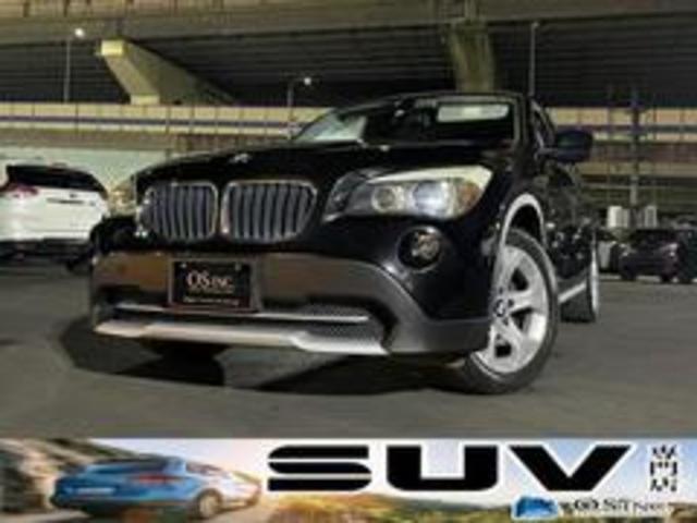 BMW sDrive 18i ハイラインパッケージ /キセノンライト/フォグランプ/オートライト/プッシュスタート/オートエアコン/17インチ純正アルミホイール/純正レザーシート/純正ETC/電動シート/