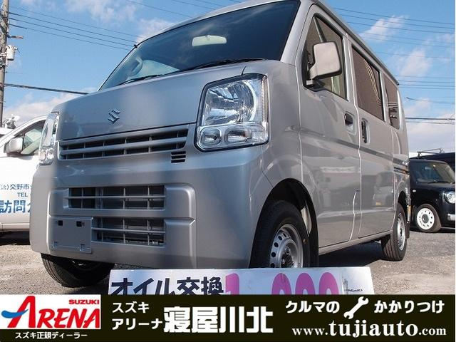 SUZUKI EVERY PA LIMITED | 2019 | SILVER | 8 km | details - Japanese