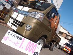 ハイゼットトラックジャンボ4AT LEDヘッドABSオリジナルラインステッカー
