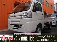 ハイゼットトラックスタンダードSAIIItSA エアコンパワステ5MT ABS