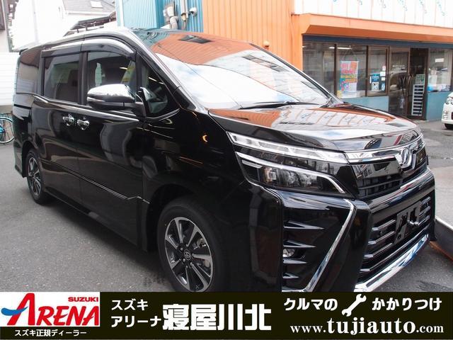 トヨタ ZS煌IIプッシュスタート両側電動スライド セーフティセンス