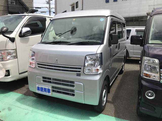 ミニキャブバン(三菱) 中古車画像