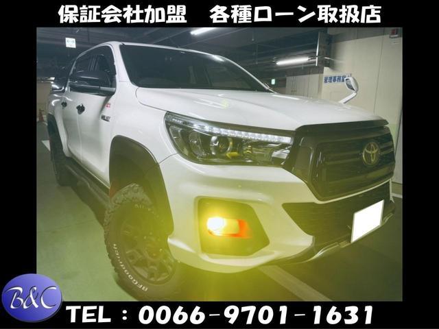 トヨタ Z ブラックラリーエディション JBLスピーカーキット/TRD仕様/ETC/デジタルインナーミラー前後ドラレコ付き/リフトアップ/17インチホイール/265/70R17/88ハウスDFCサブコン