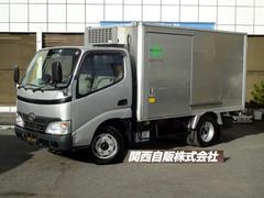 ダイナトラック低温冷蔵冷凍車 2t NOX適合