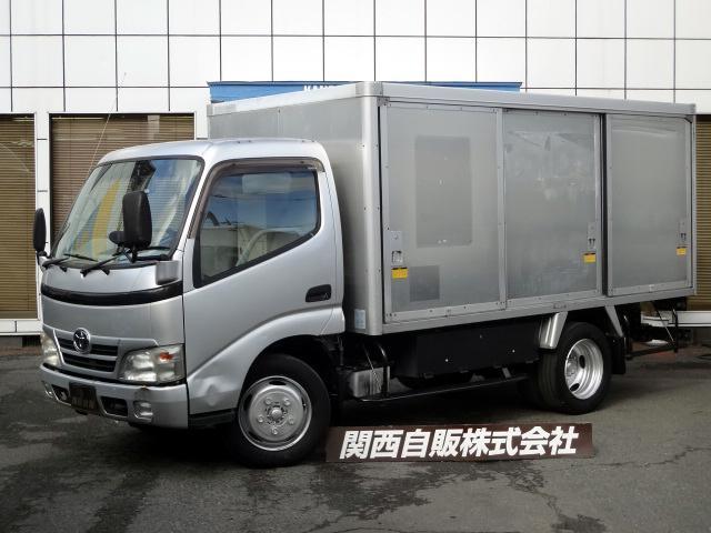 トヨタ セミロングボトルカー 3t NOX適合