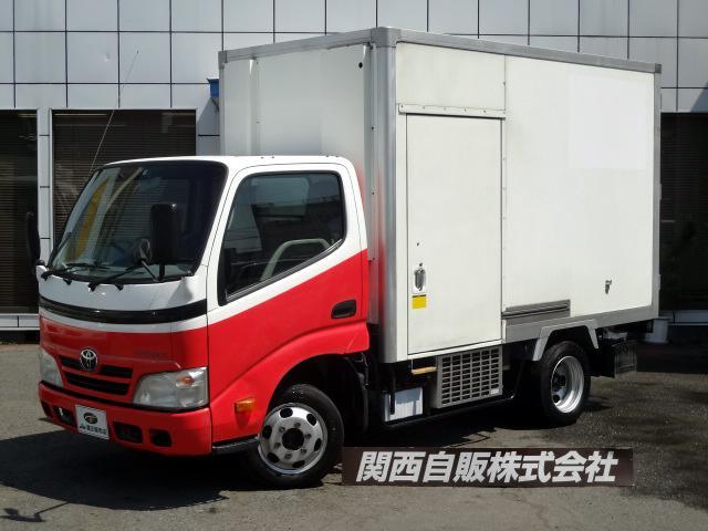 トヨタ 低温冷蔵冷凍車 1.35t NOX適合