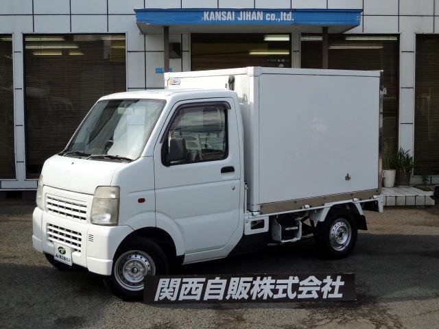 マツダ 冷蔵冷凍車