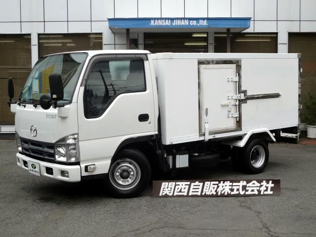 マツダ 低温冷蔵冷凍車 1.5t NOX適合