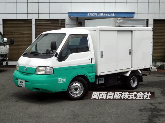 マツダ ボトルカー 冷蔵室付 650kg NOX適合