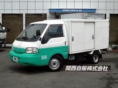 ボンゴトラックボトルカー 冷蔵室付 650kg NOX適合