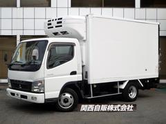キャンター中温冷蔵冷凍車Pゲート 2t NOX適合