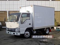 タイタントラック保冷バン 1.5t 4WD NOX適合